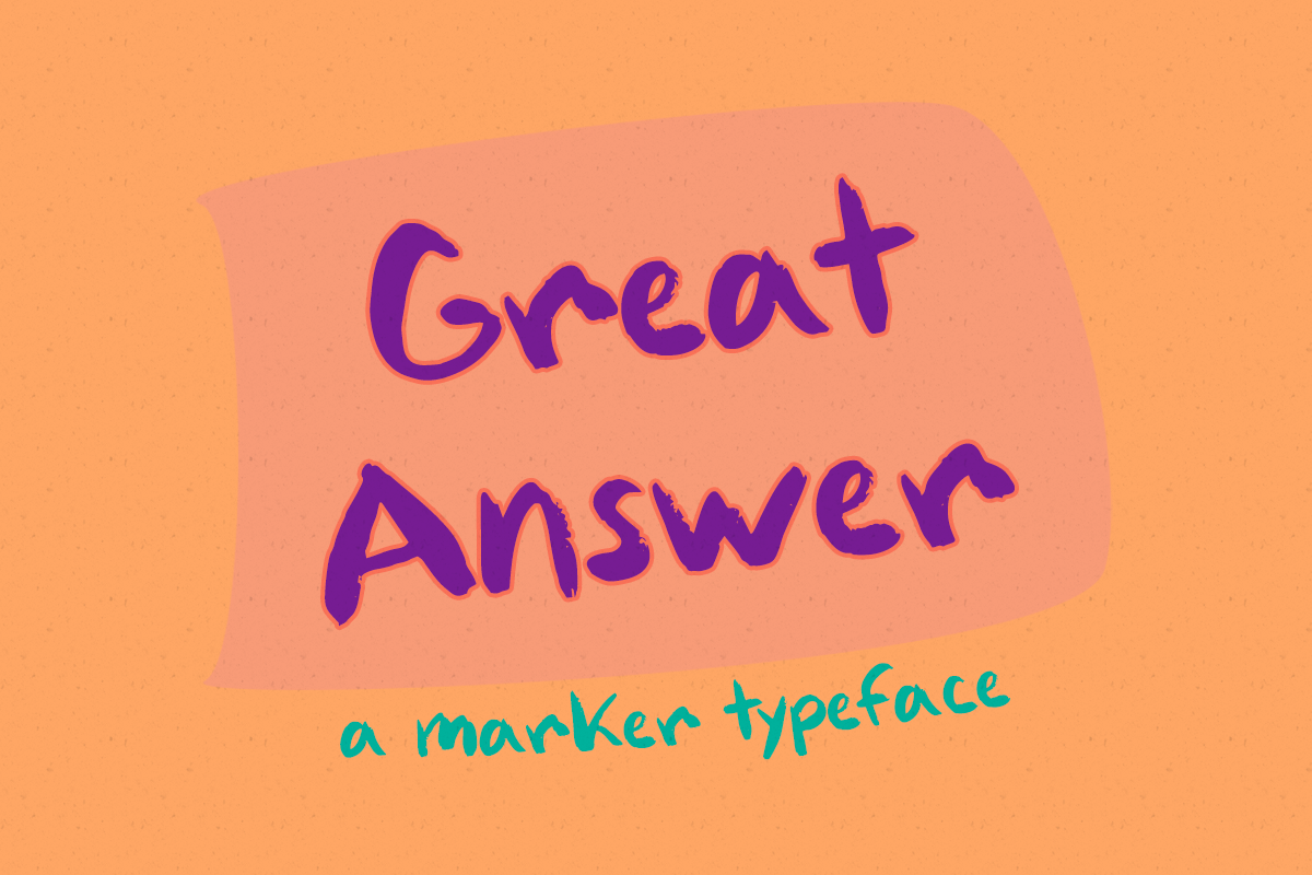 Great Answer by Misti's Fonts.