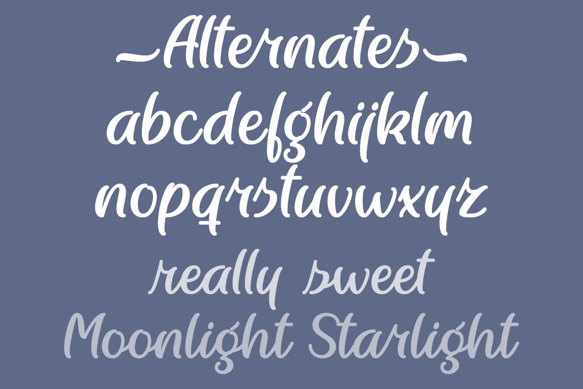 Lightning Crashes by Misti's Fonts.