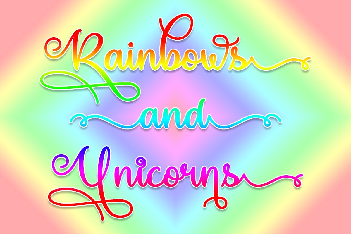 Make Magic Happen by Misti's Fonts