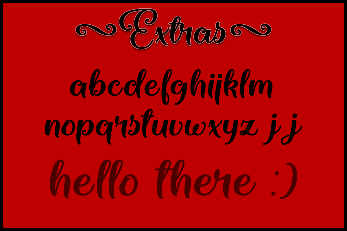 Marienkaefer by Misti's Fonts.