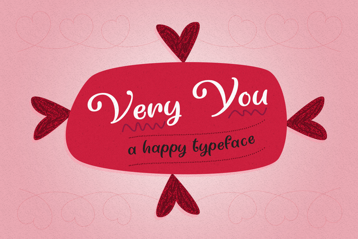 Very You by Misti's Fonts.