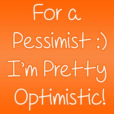 For A Pessimist I'm Pretty Optimistic Font by Misti's Fonts