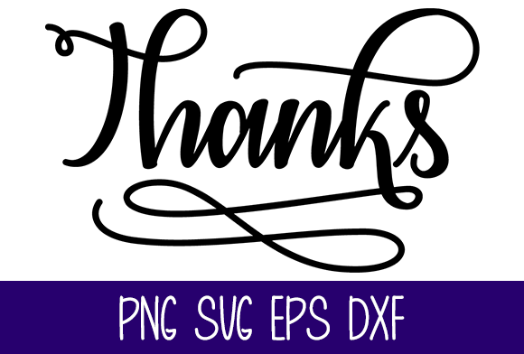 Thanks Graphic by Misti's Fonts