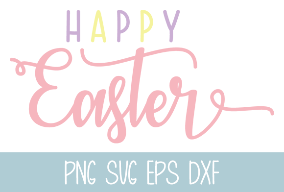 Happy Easter – Graphic