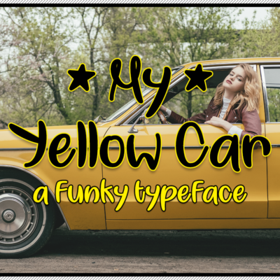My Yellow Car