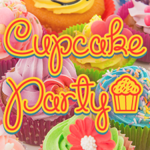 Cupcake Party Font by Misti's Fonts. Image credit: © Ivonne Wierink / Adobe Stock