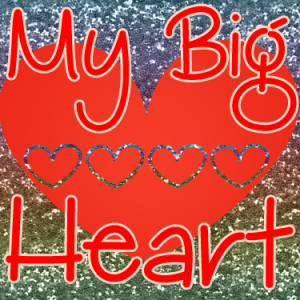 My Big Heart Font by Misti's Fonts